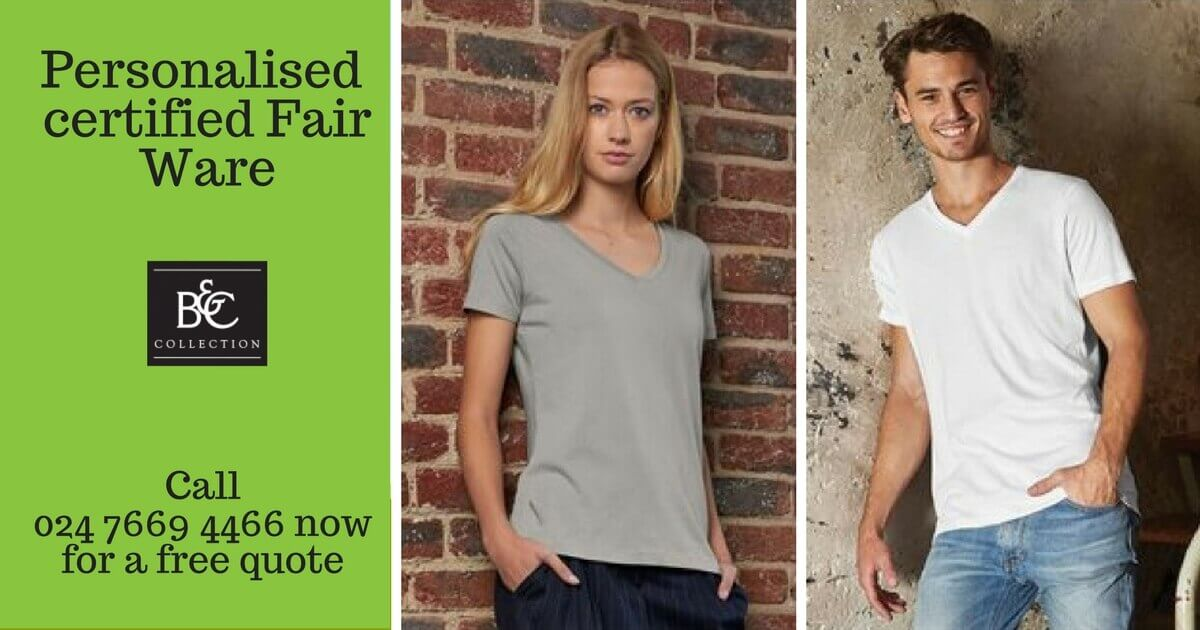 B and C clothing collection is certified Fair Wear