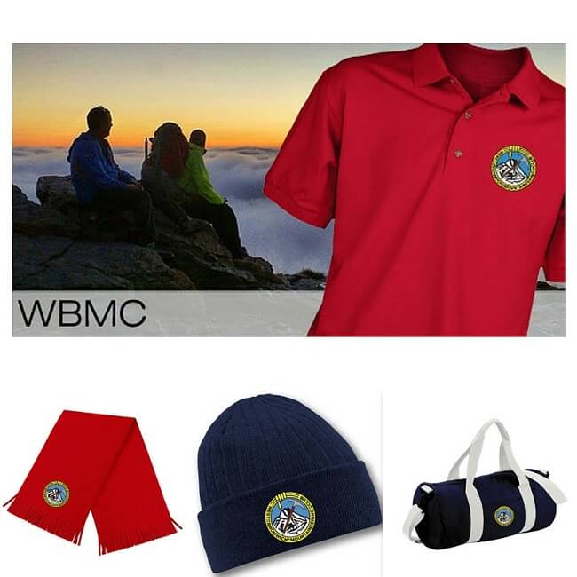 personalised club merchandise and shop
