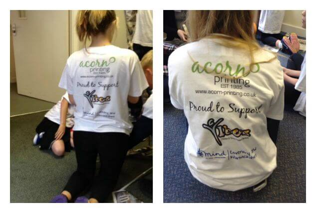 Acorn supported CWMinds Vibes group
